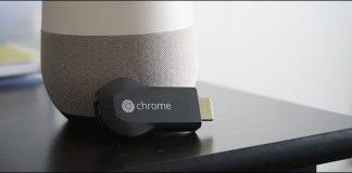 Free Google Chromecast With Google Home