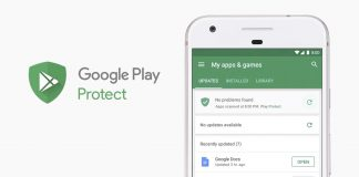 google's control for malicious apps