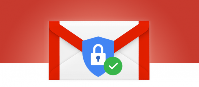 Advance security feature for gmail