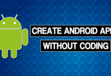 android apps without coding