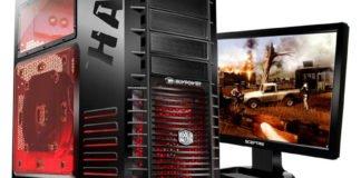 gaming desktop under 50000