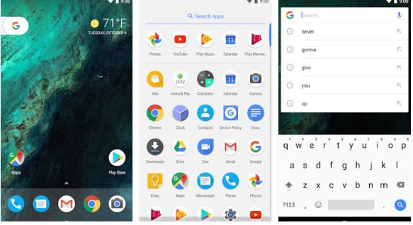 top 10 android launchers 2018