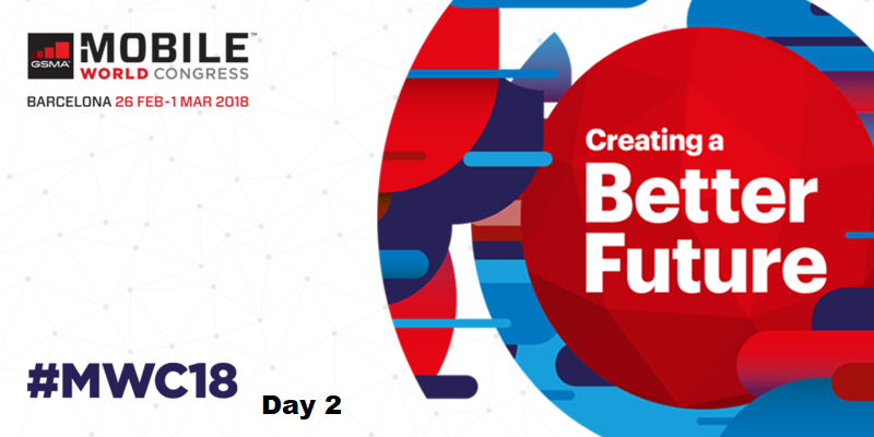 mwc 2018 day 2