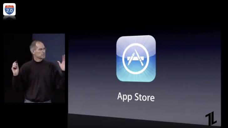 History of iOS