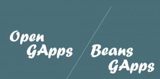 beans gapps vs open gapps