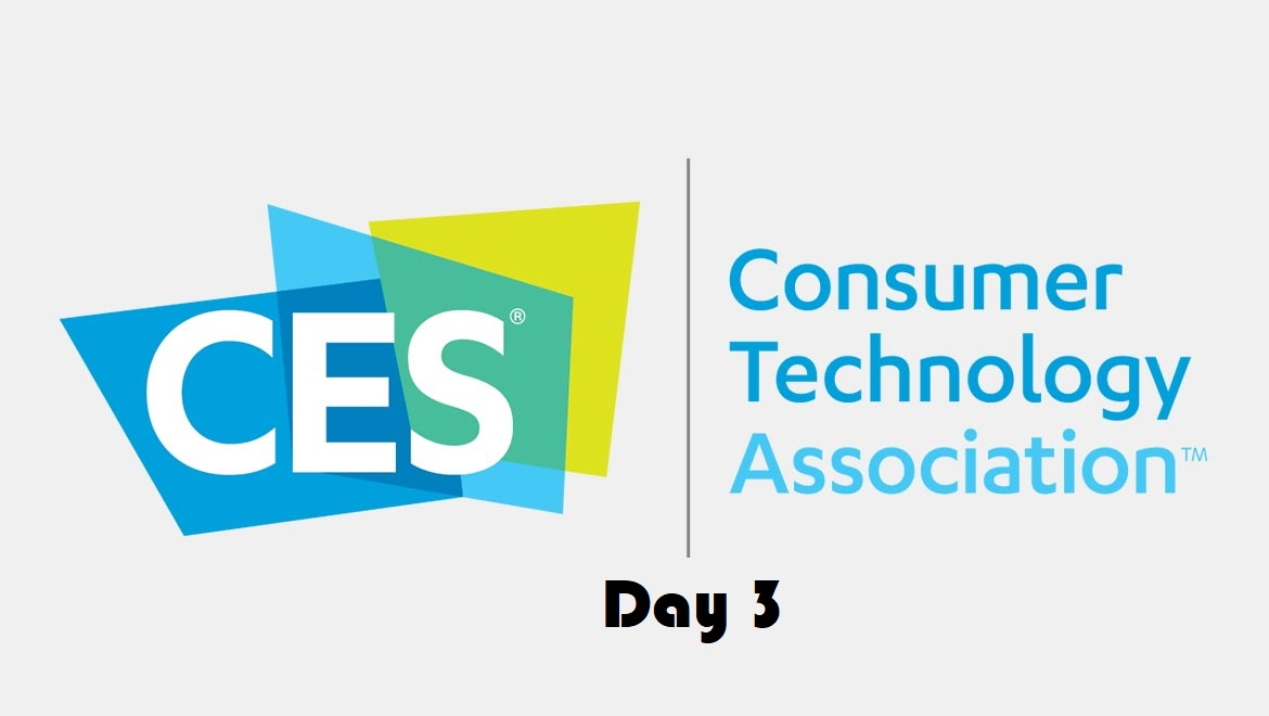 All You Need To Know About CES 2019, Day 3