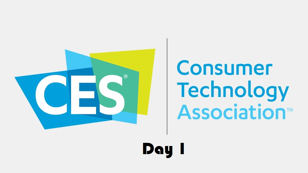 All You Need To Know About CES 2019, Day 1
