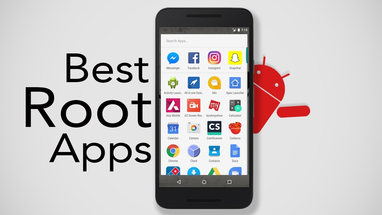 [Top]9 Best Apps for Rooted Phone