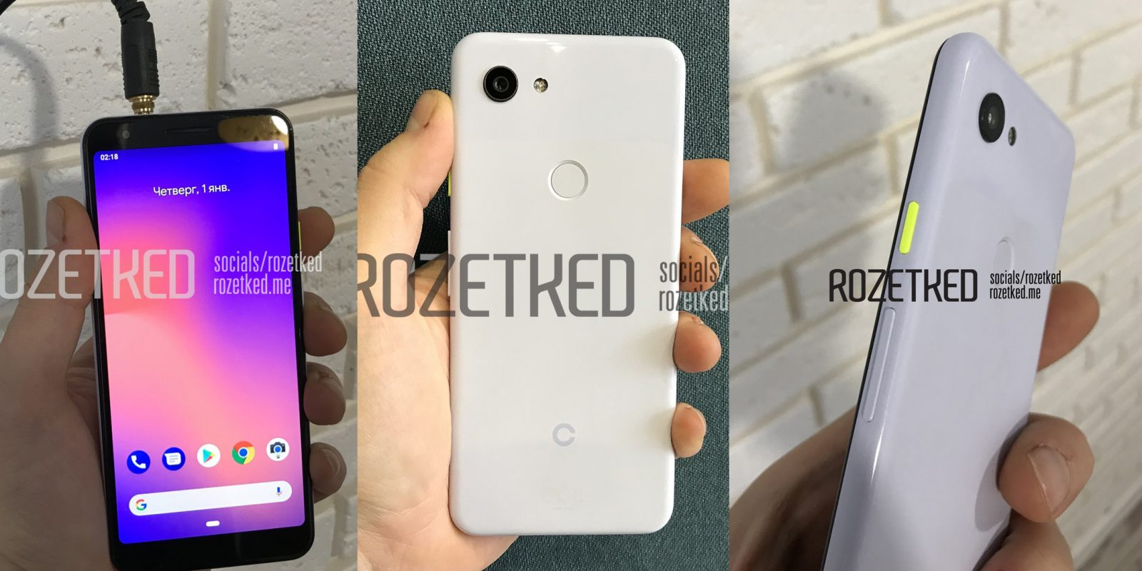 Google Pixel 3 XL Lite Again Spotted on Geekbench