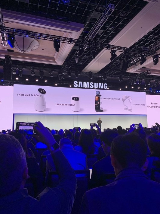 ces 2019 day 1