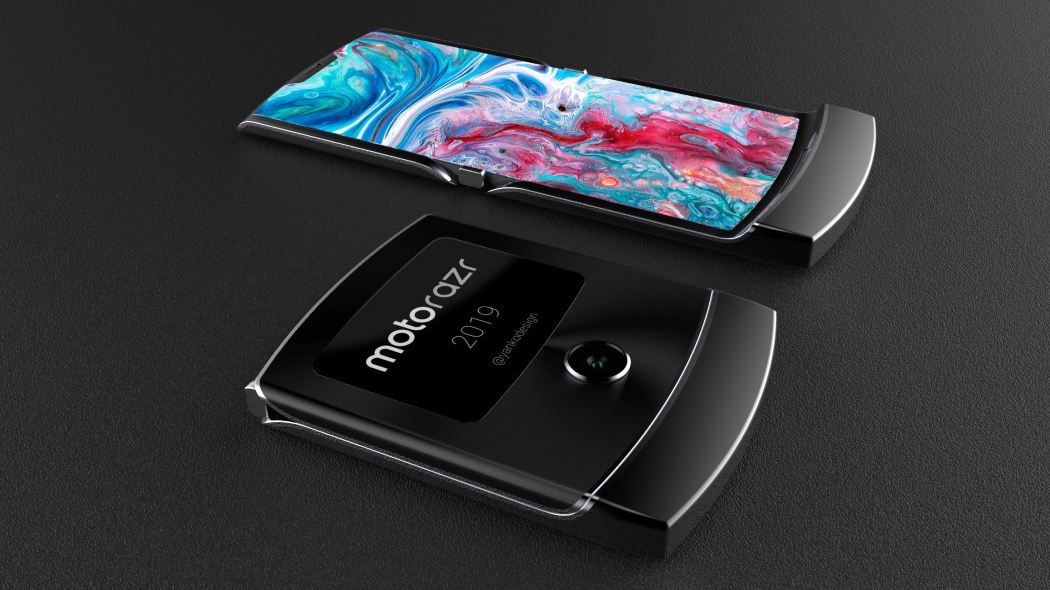 The Most Awaited 2019 Motorola Razr Foldable Phone