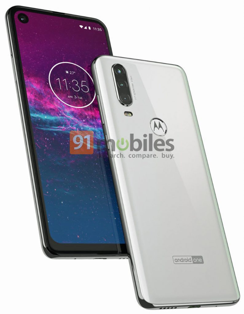 moto one action leaks
