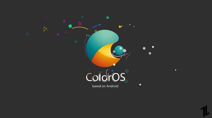 ColorOS dark mode