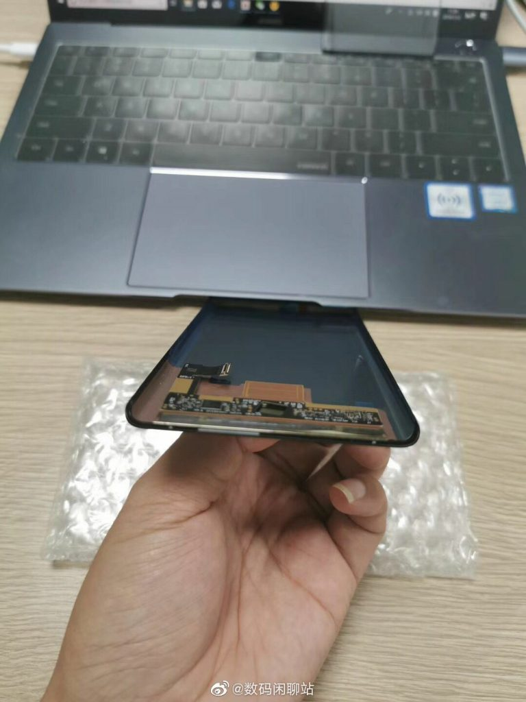 mate 30 pro front panel