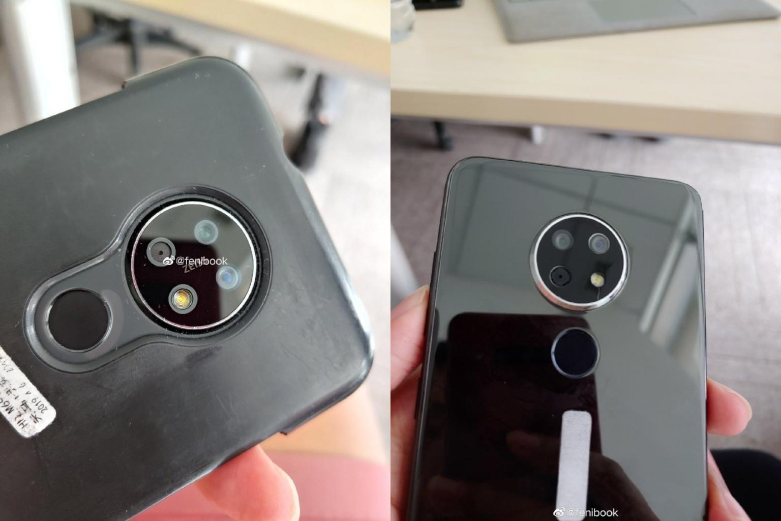 nokia device with 48MP camera