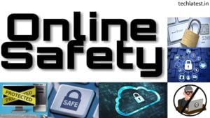 Internet Safety Cover