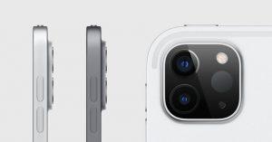 iPad Pro camera details