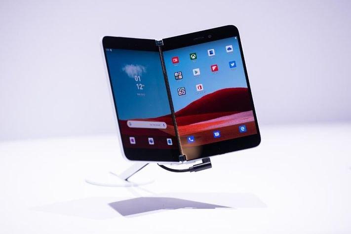Surface Screen