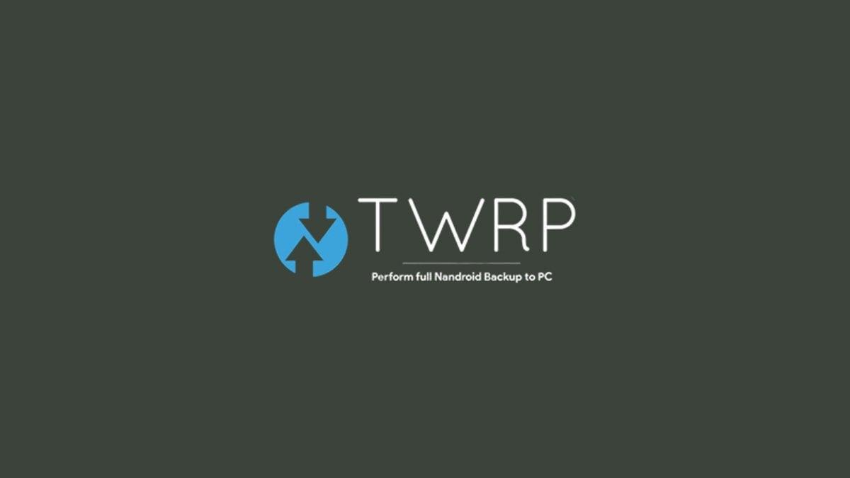 TWRP Backup