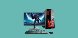 Gaming Desktop Build Under 90000