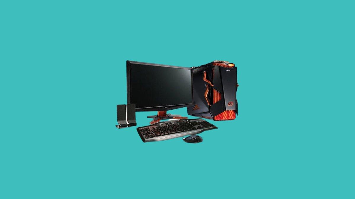 Gaming Desktop Build Under 2500