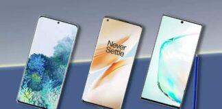 Top 10 Flagship Smartphones 2020