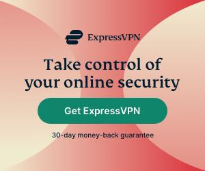 Express VPN Banner
