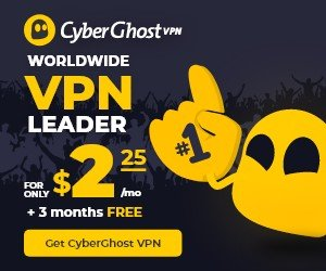 CyberGhost Banner