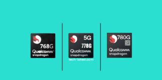 Snapdragon 778G vs 780G vs 768G