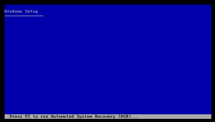 Windows XP ISO