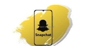 Dark Mode on Snapchat