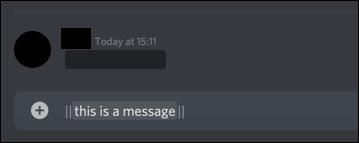 Spoiler Tags on Discord
